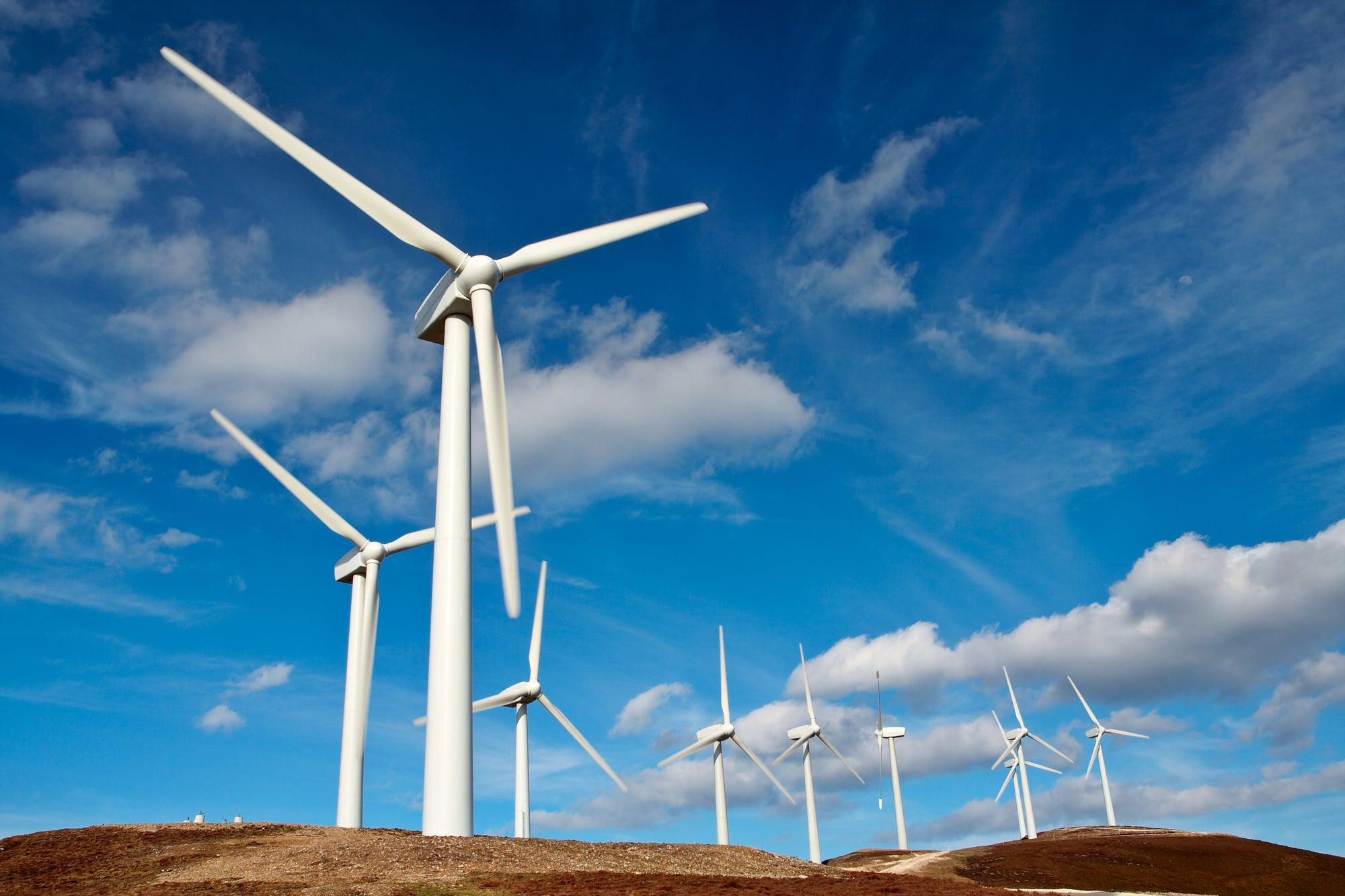 Wind turbines do not cause cancer