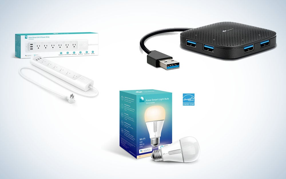 TP-Link smart home and networking products