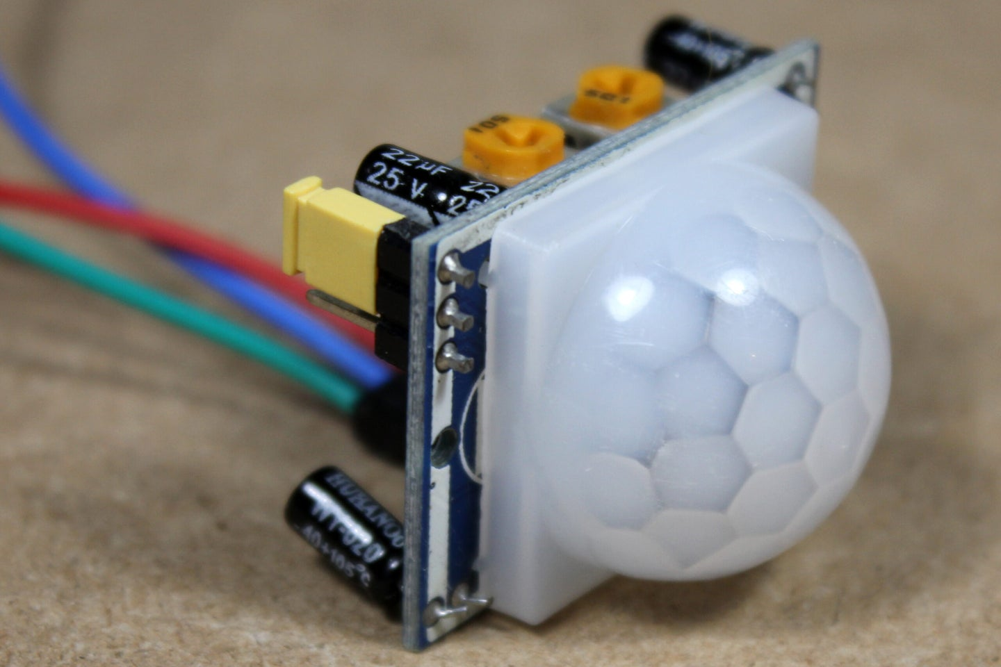 How to make your life easier with motion sensors