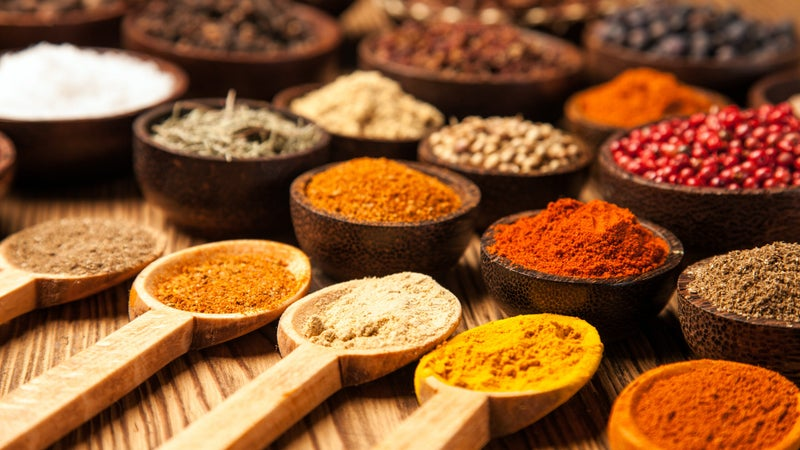 Kitchen spices look startlingly different in the wild