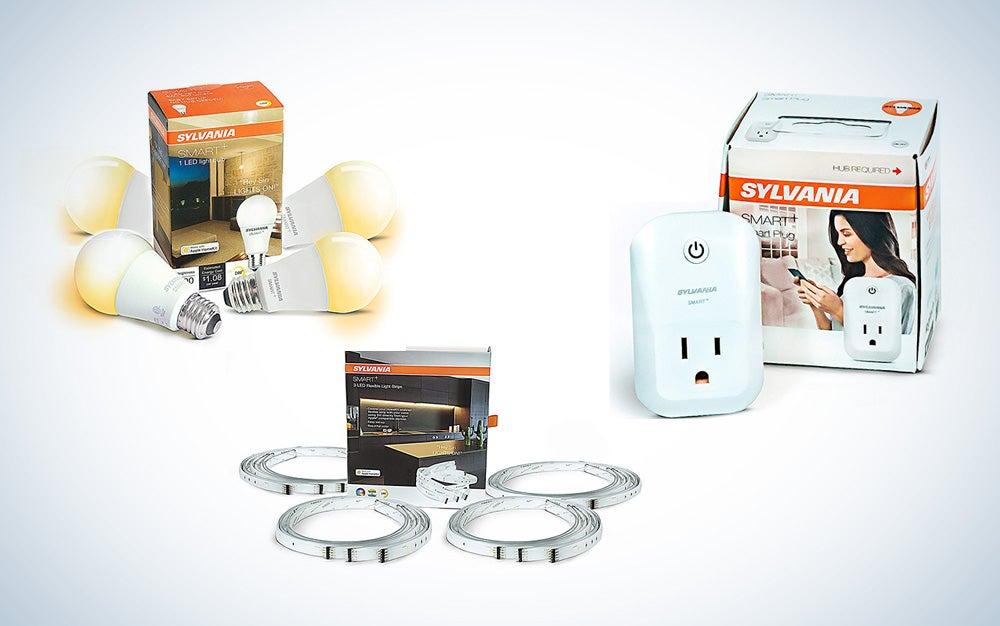 Sylvania lighting and smart home deals