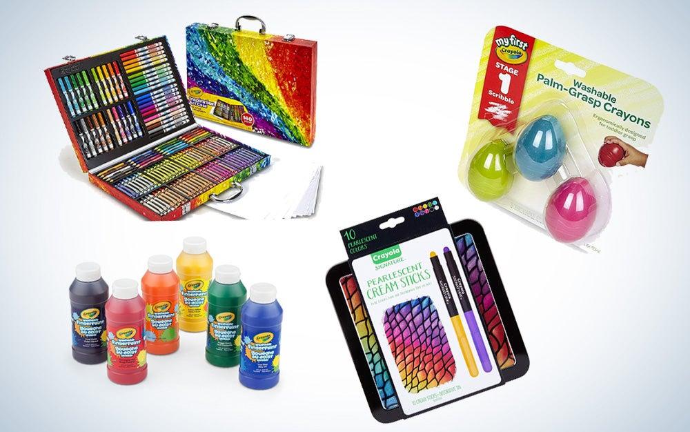 Crayola Easter art supplies