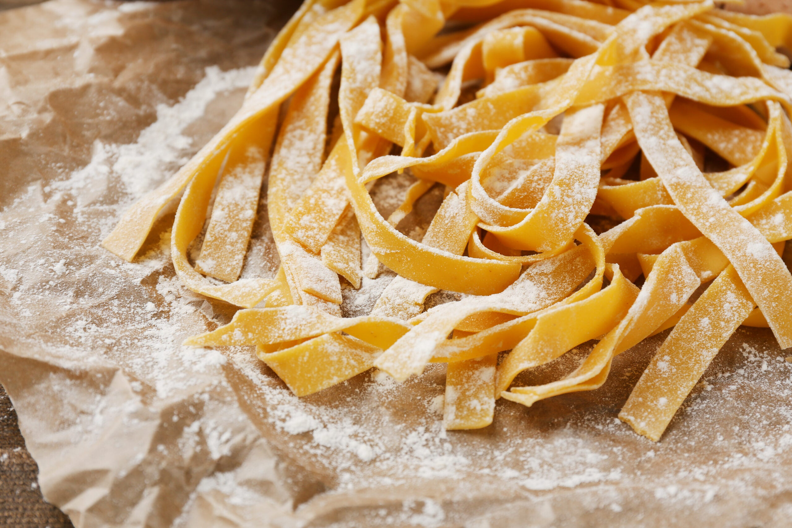 To protect the world's pasta, scientists peered inside fettuccine's DNA