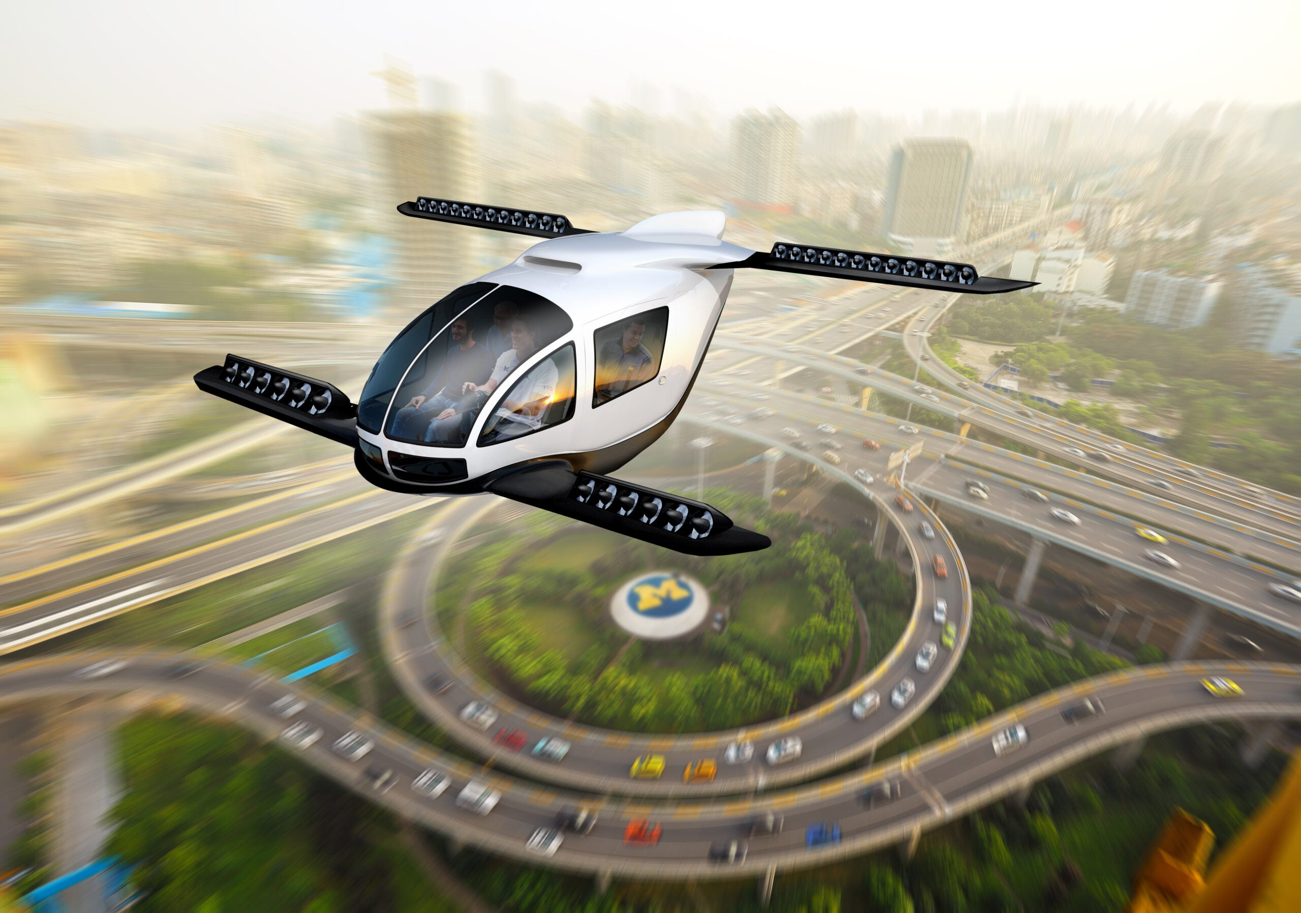 Flying cars will only be eco-friendly if we use them right