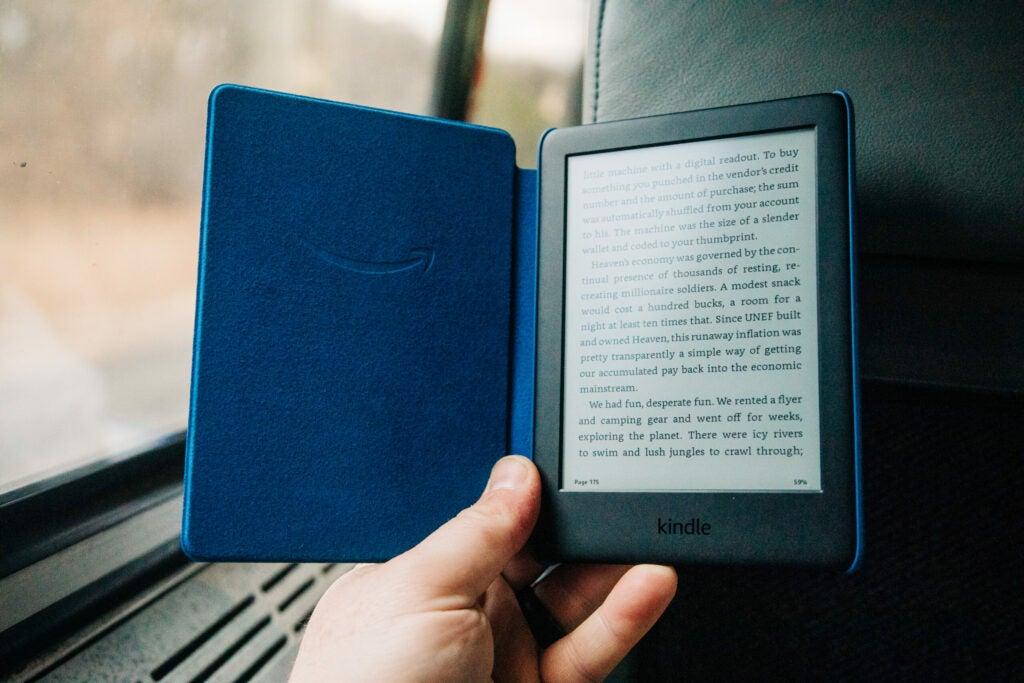 Amazon Kindle Review
