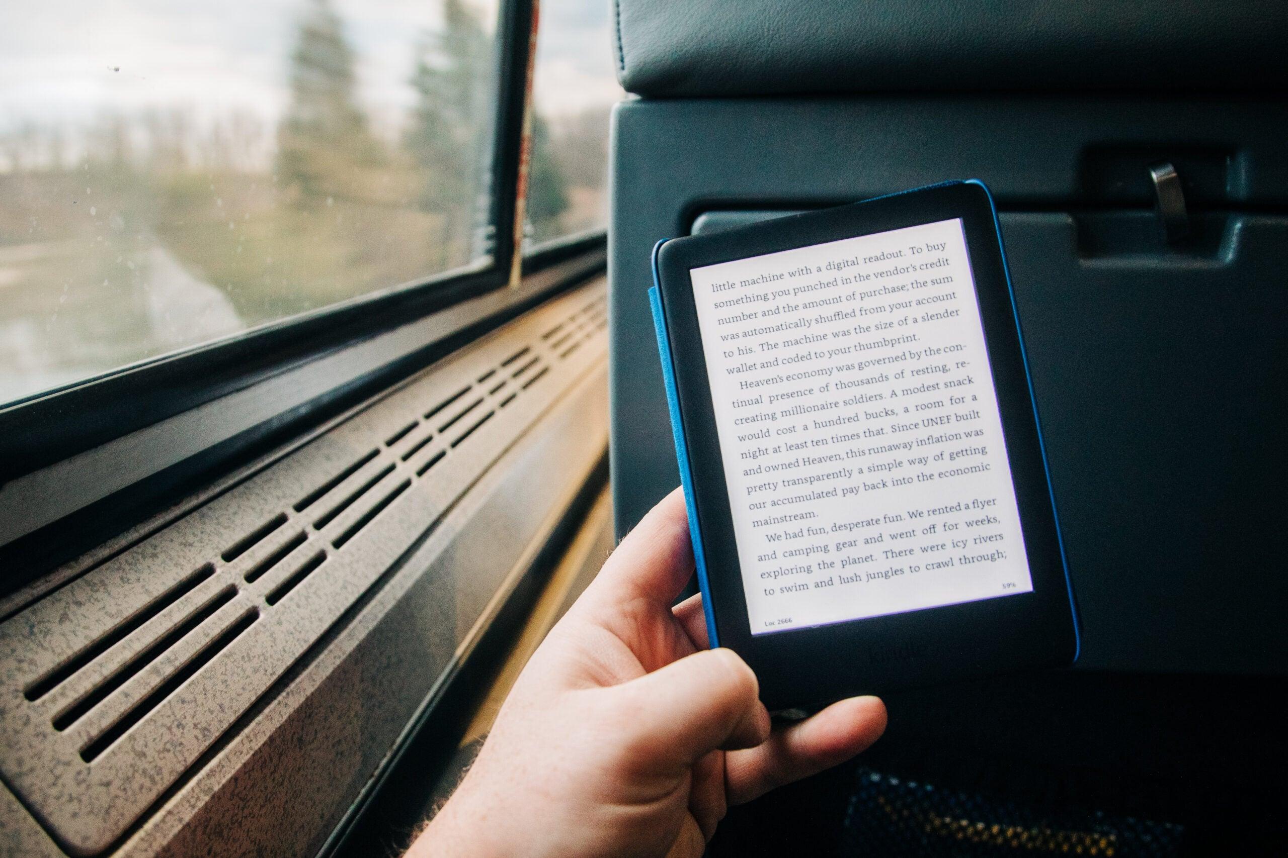 New Kindle