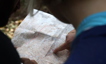 How to keep from getting lost in the wilderness