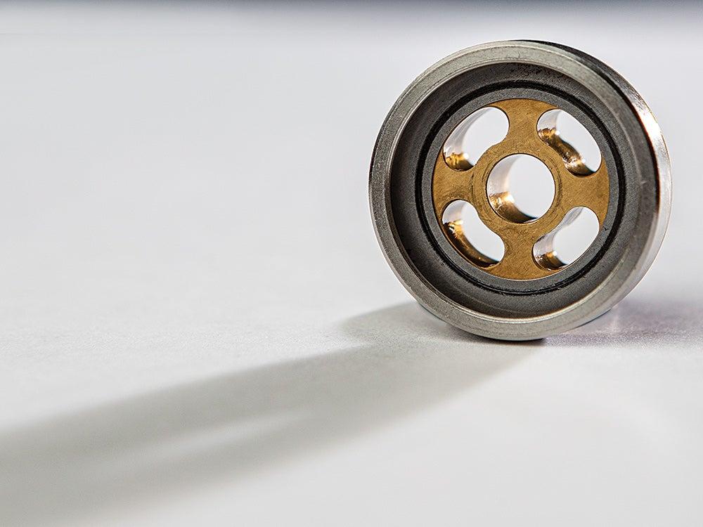 damper valve body