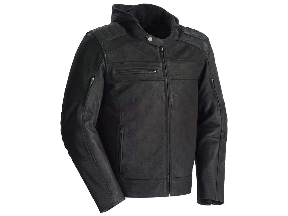 Tourmaster Blacktop Leather Jacket