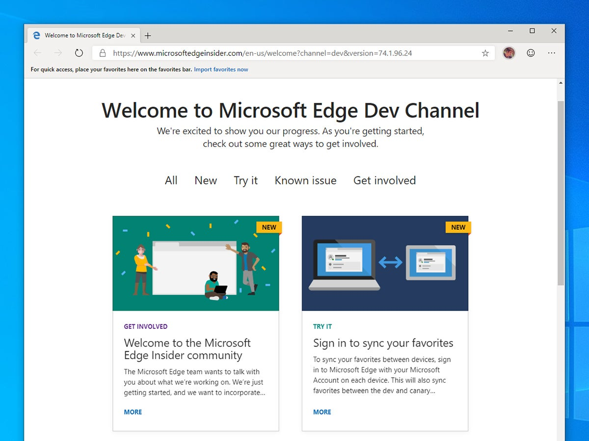 How to give the new Microsoft Edge a test run—and why you should
