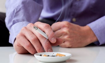 Pleasant scents might help you quit smoking
