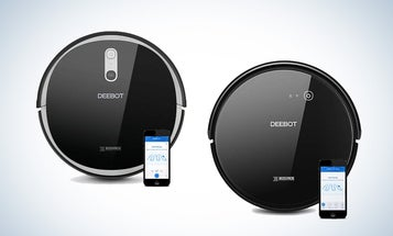 50 percent off a robot vacuum and other deals happening today