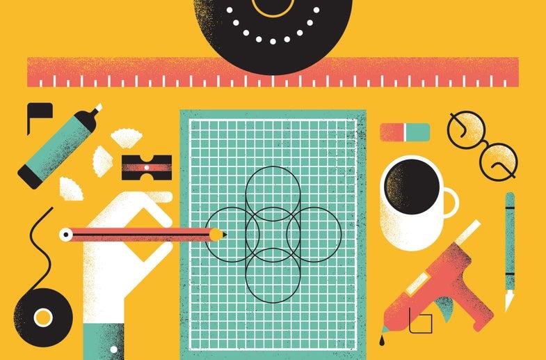 prototype design illustration