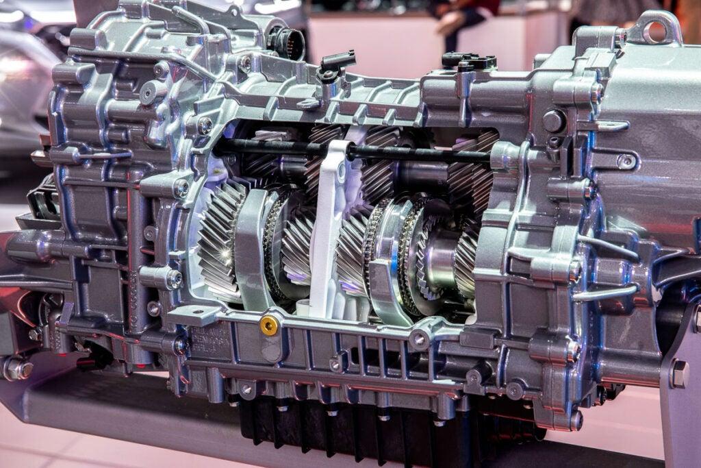 GT500 transmission