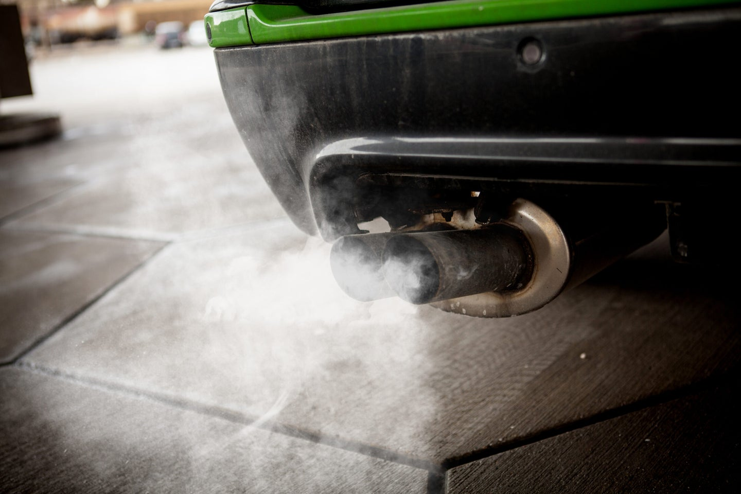 Filtering diesel exhaust could make it worse