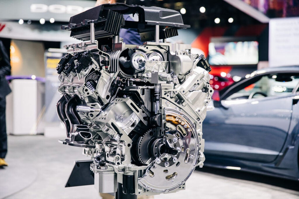 Chevy LT1 6.2L v8 VVT DI AFM