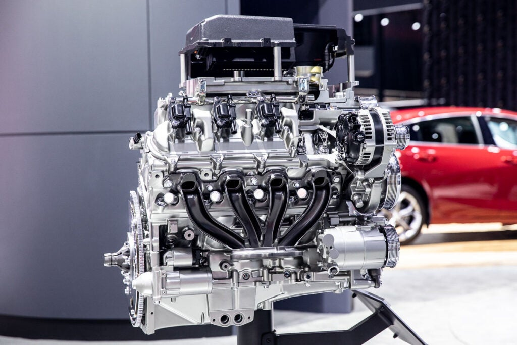 Chevy ZR1 LT5 6.2L V8