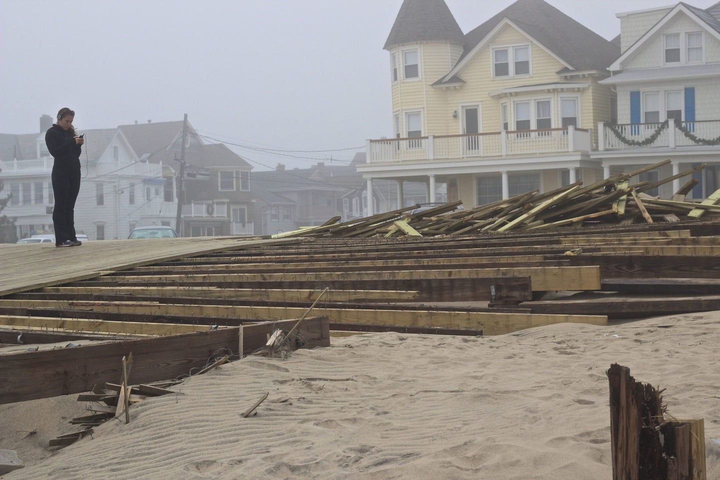 Even after Hurricane Sandy, many people wouldn't prepare before a future storm