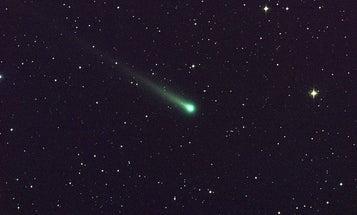 This comet stuffed inside a meteorite is the ultimate cosmic turducken
