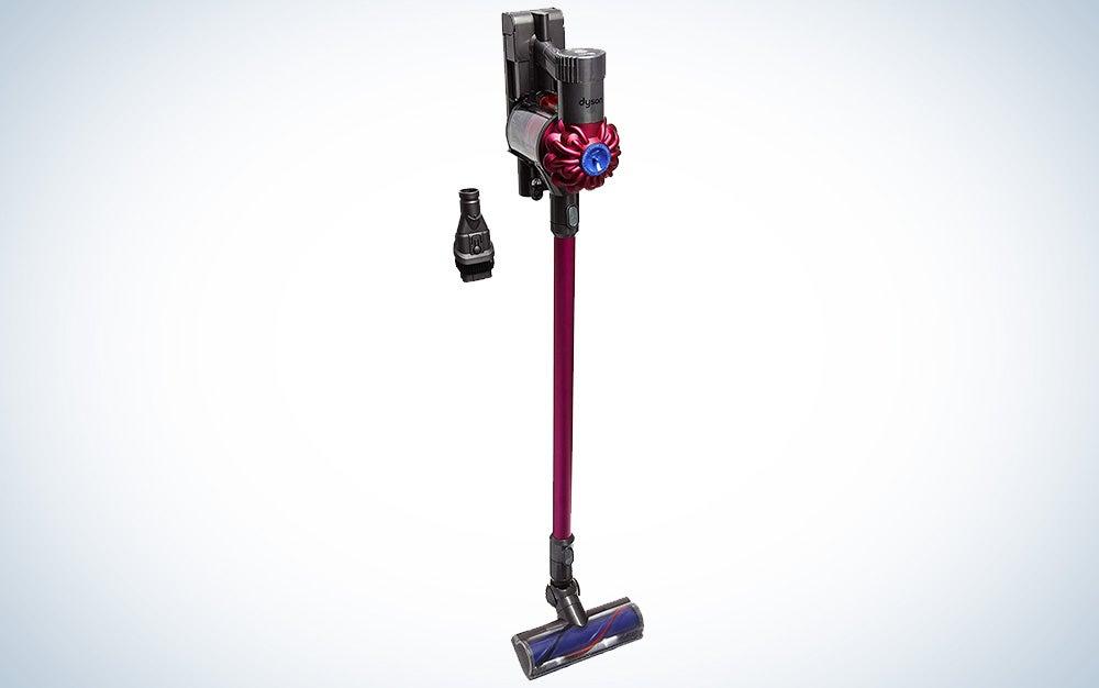 Dyson V6 Motorhead cordless stick vacuum