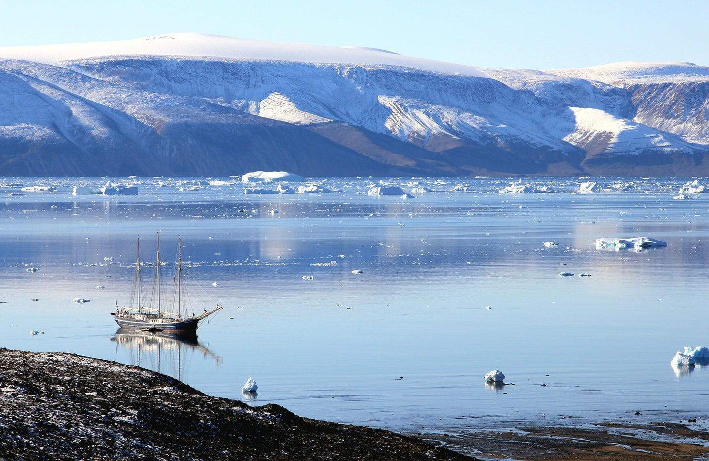 Greenland's ice sheet is melting faster than we thought and shows no signs of stopping
