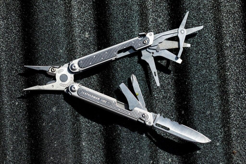 Leatherman Free P2 Tools