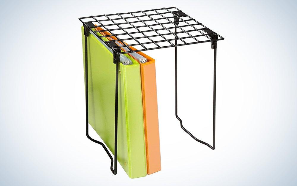 Honey-Can-Do locker shelf