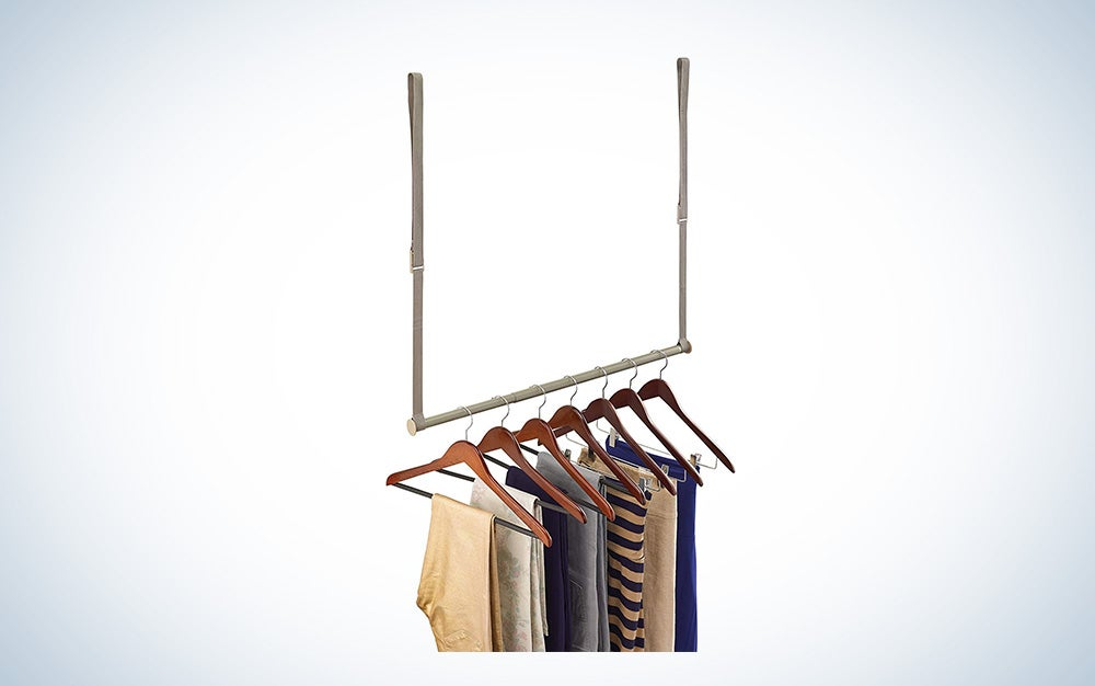 ClosetMaid double-hang closet rods