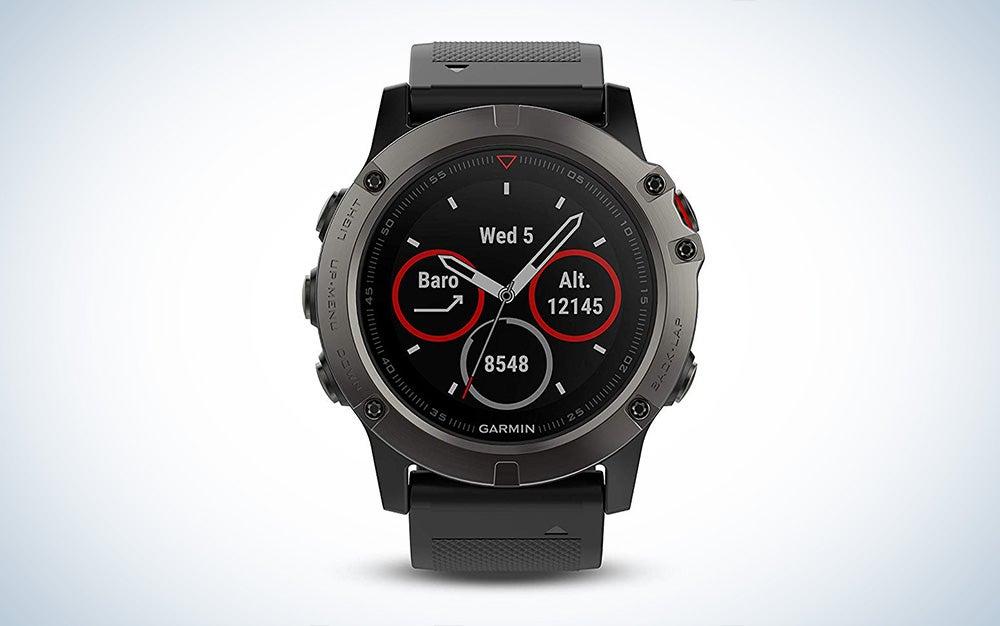 GarminFenix 5X GPS watch