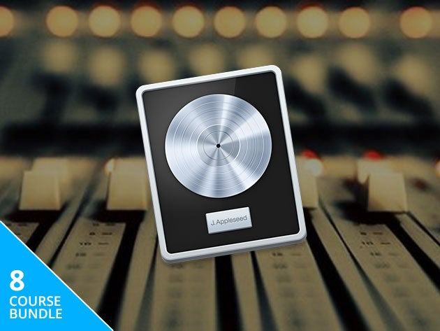 Master digital music production with 45 hours of Logic Pro X training