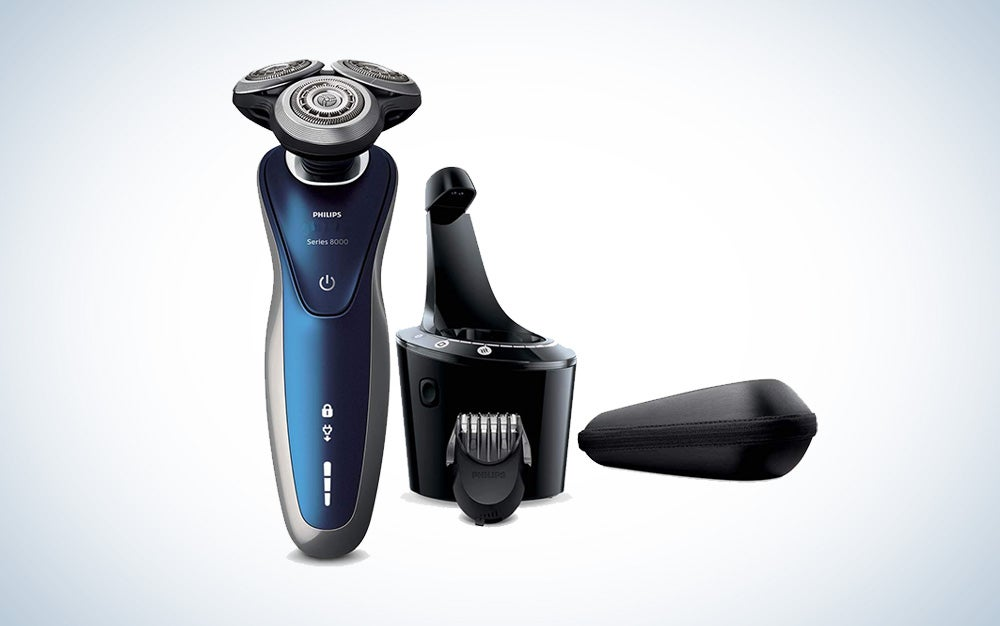 Philips Norelco wet and dry shaver
