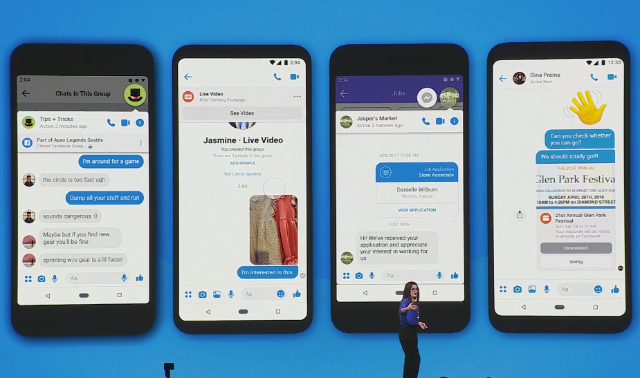 All the new features Facebook announced at the 2019 F8 conference