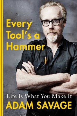 Every Tools a Hammer Adam Savage glue guide