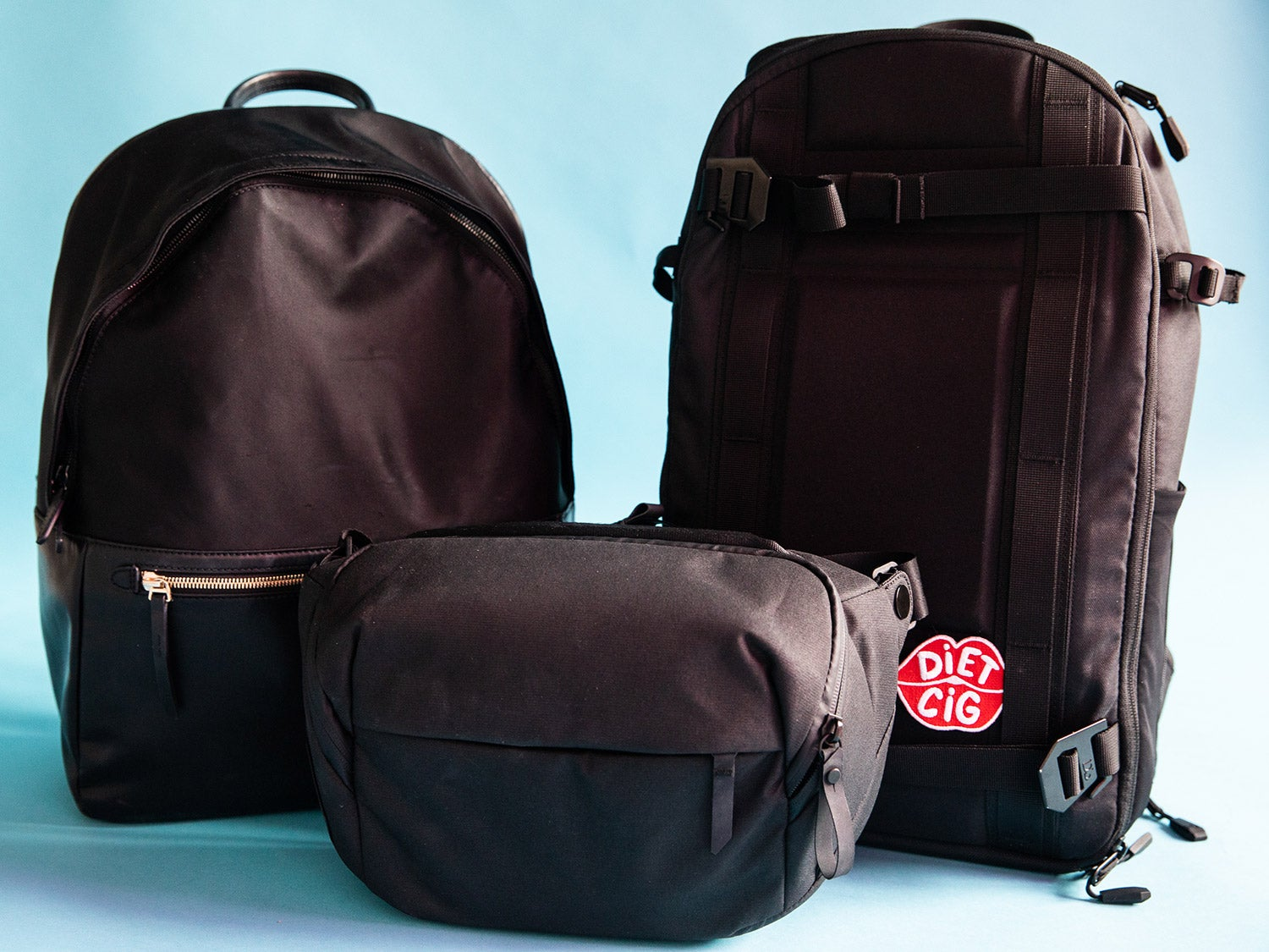 These compact camera bags carry just the right amount of gear