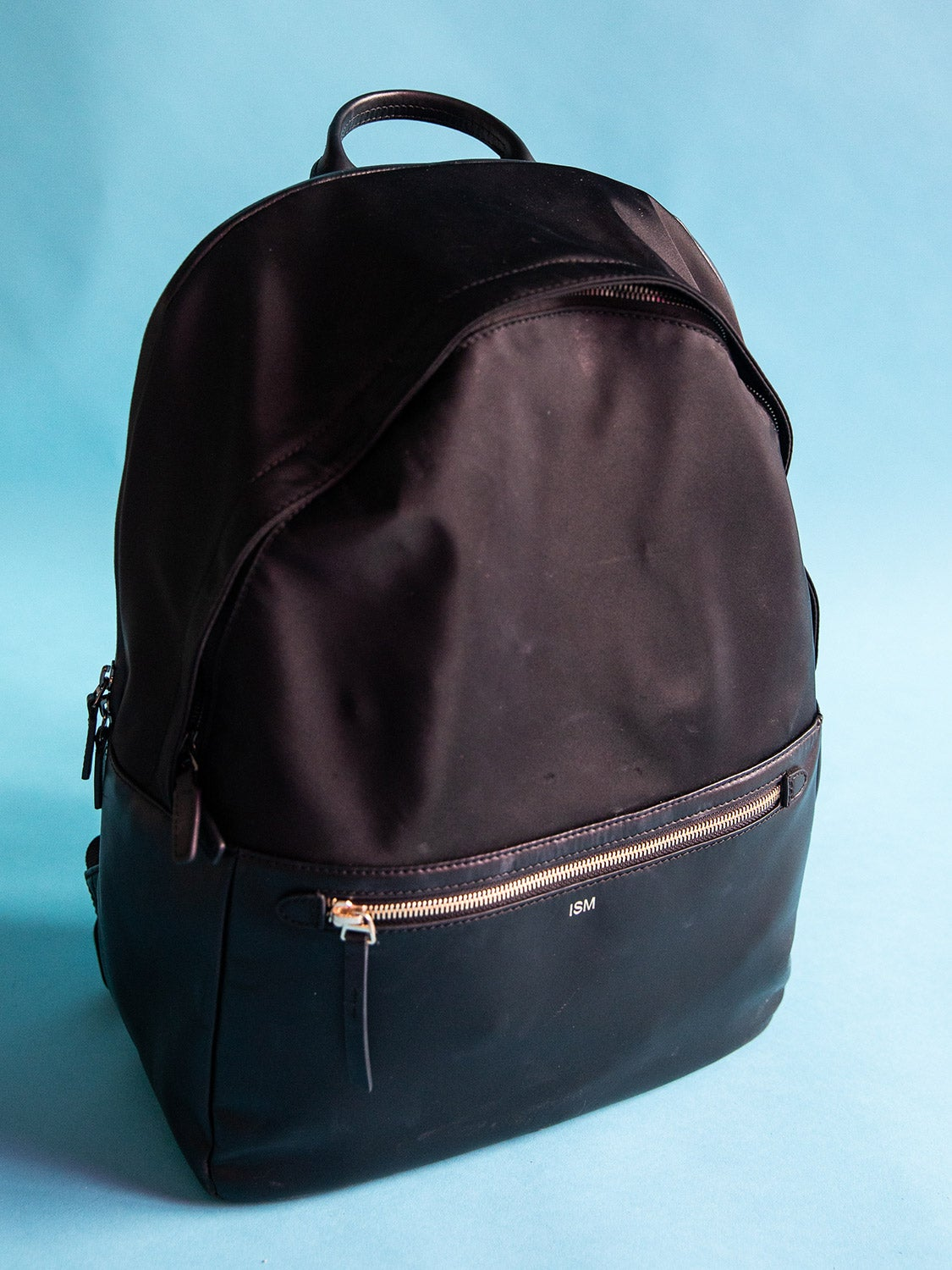 ISM Leather Bag