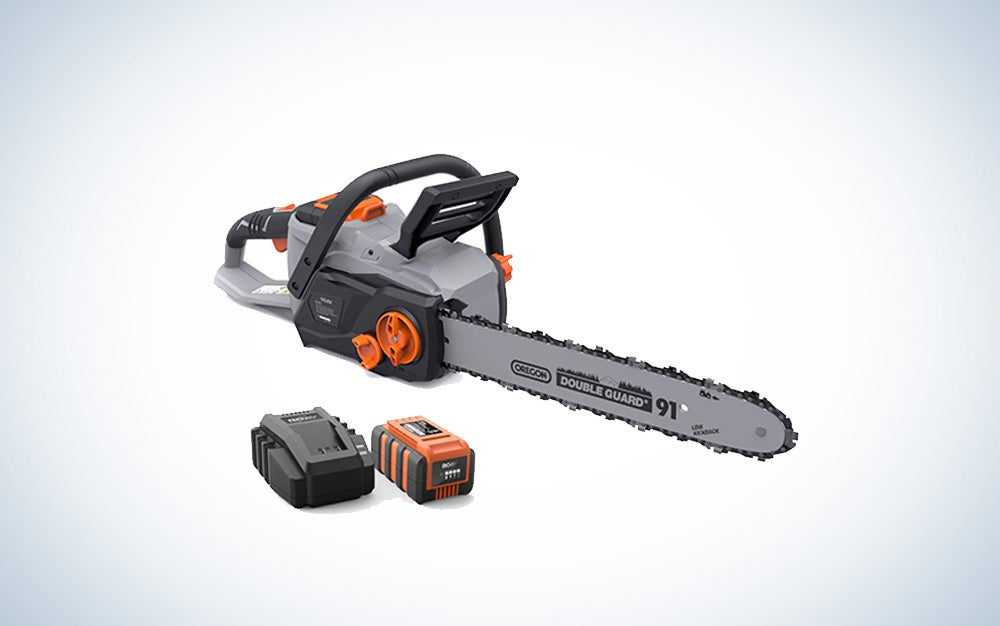 Roav 14-inch electric chainsaw