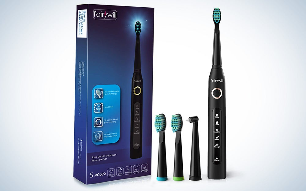 Fairywill electric toothbrush deals