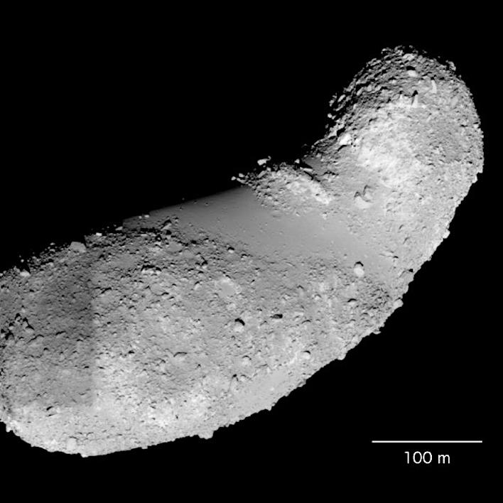An asteroid's water may offer clues to the origin of life on Earth