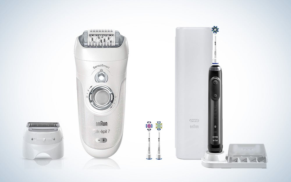 Braun and Oral-B deals