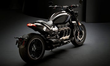 Triumph rolls out 2019 Rocket 3 TFC with 2,500cc engine