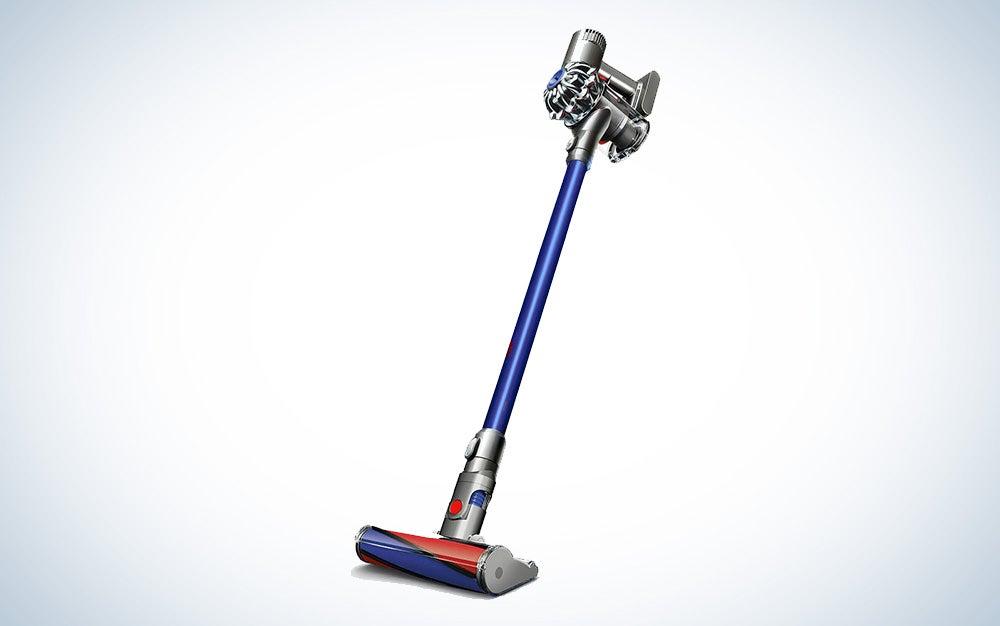 Dyson Fluffy V6 stick vacuum