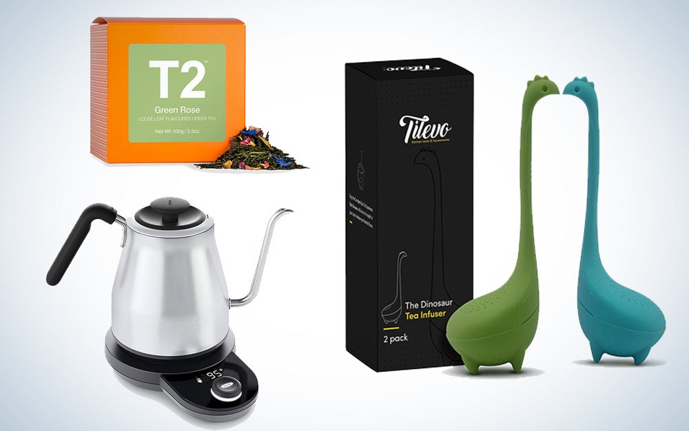 Beginner tea set