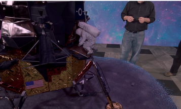 Watch the impressive HoloLens 2 Apollo 11 demo that failed during Microsoft's keynote