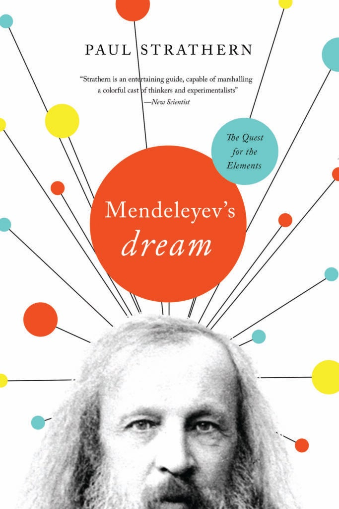 Mendeleyev's Dream forthcoming book chemistry discovery