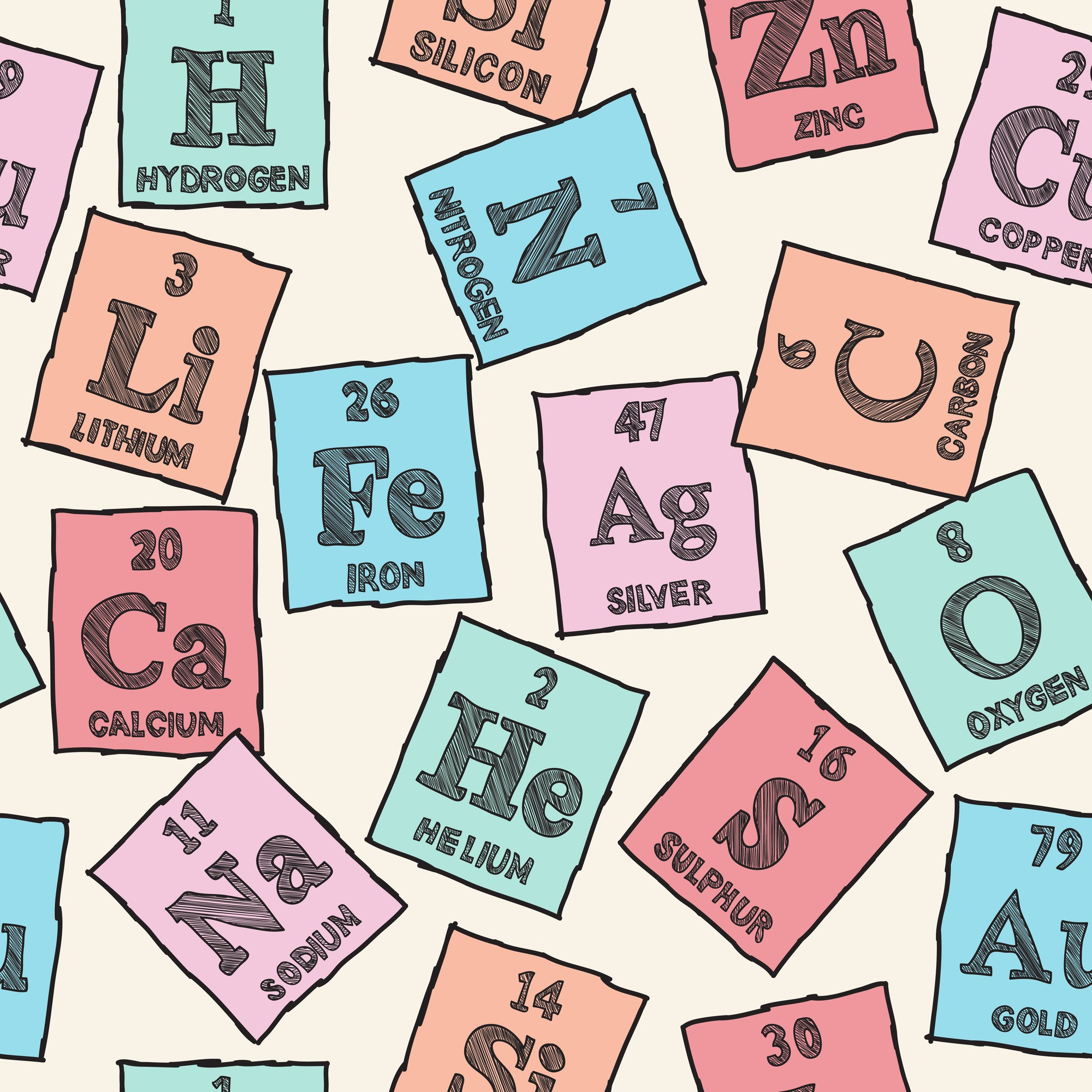 Before there was a periodic table, there was chaos