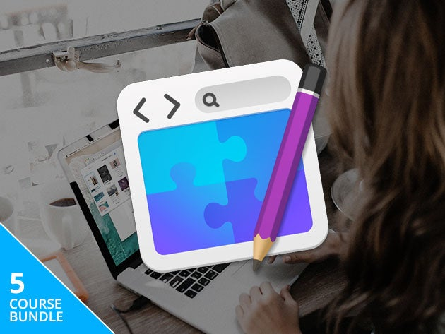 Start building amazing websites from scratch with RapidWeaver 8