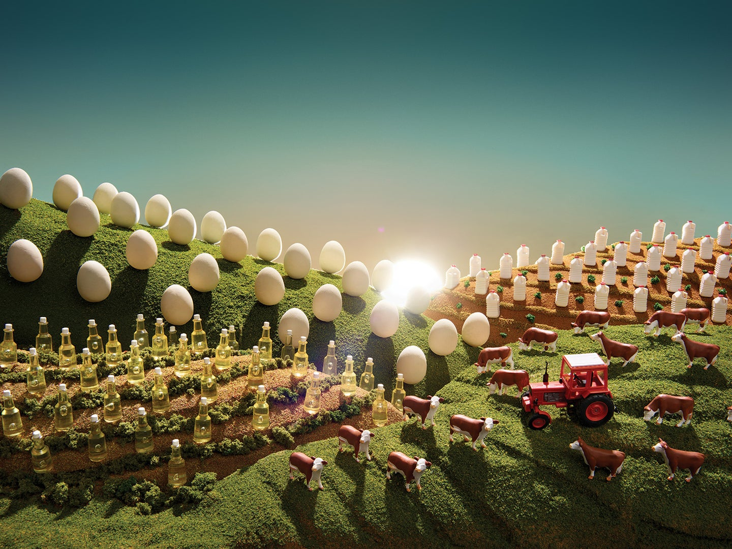 Can industrial farming be a force for good?