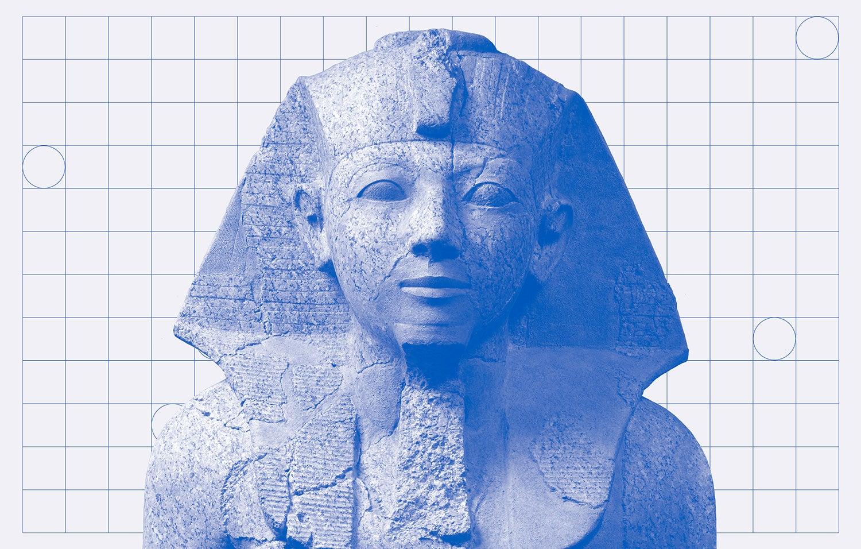hatshepsut statue profile