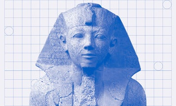 By destroying this female pharaoh's legacy, her successor preserved it forever