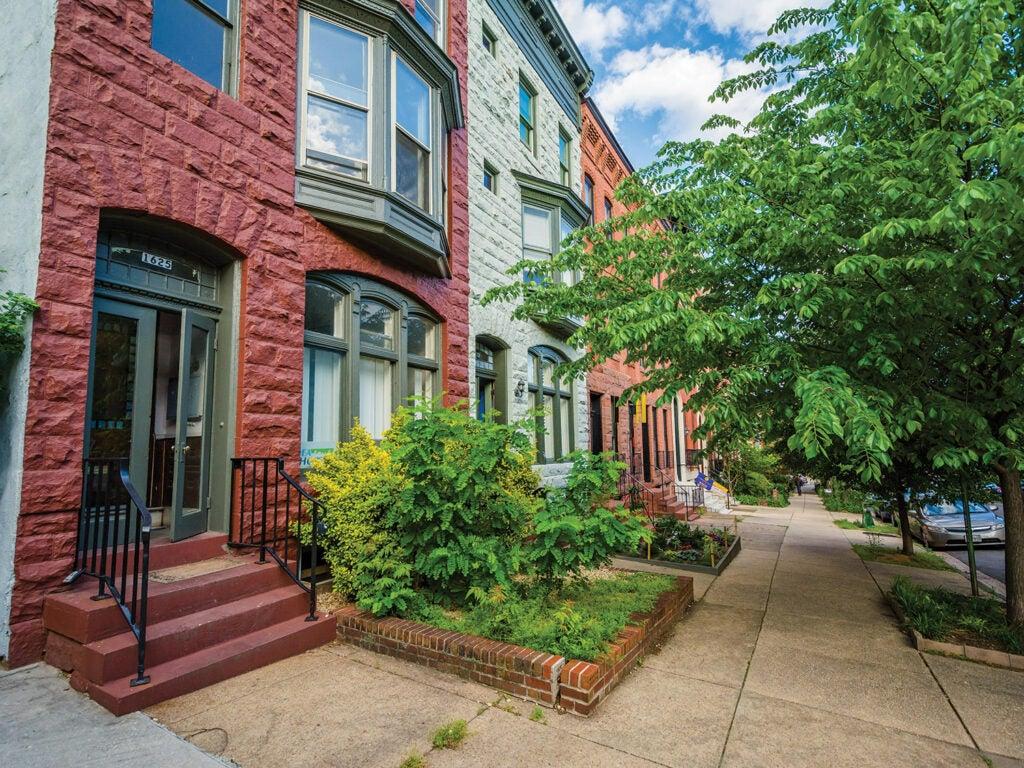 Baltimore neighborhood